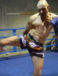 muay thai trainers geelong