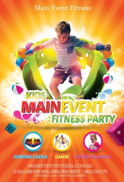 Kids Fitness Party