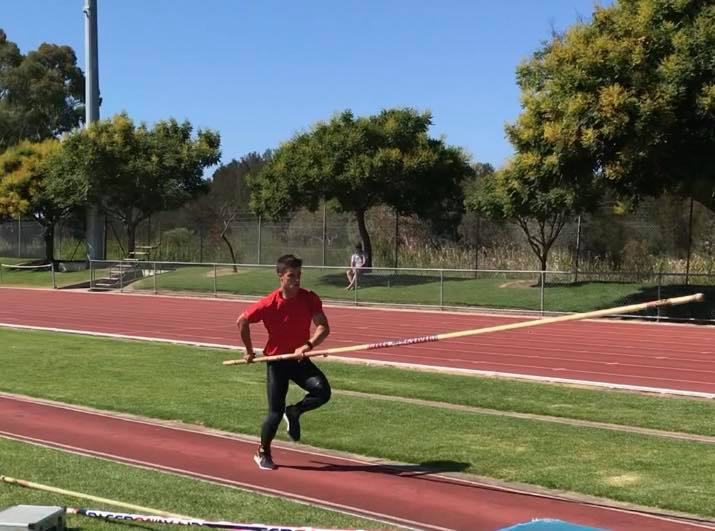 Athlete Training Geelong