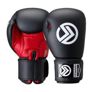 Fuel-boxing-glove-black-red-pair