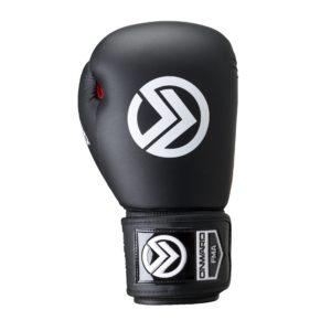 Fuel Boxing Glove-Boxing Gloves-Onward-BLACK/RED-8OZ-Onward