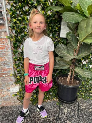 Kids Boxing Shorts