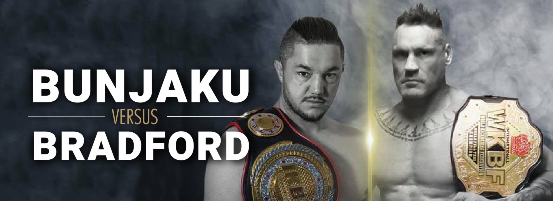 Chris Bradford's World Heavyweight Title